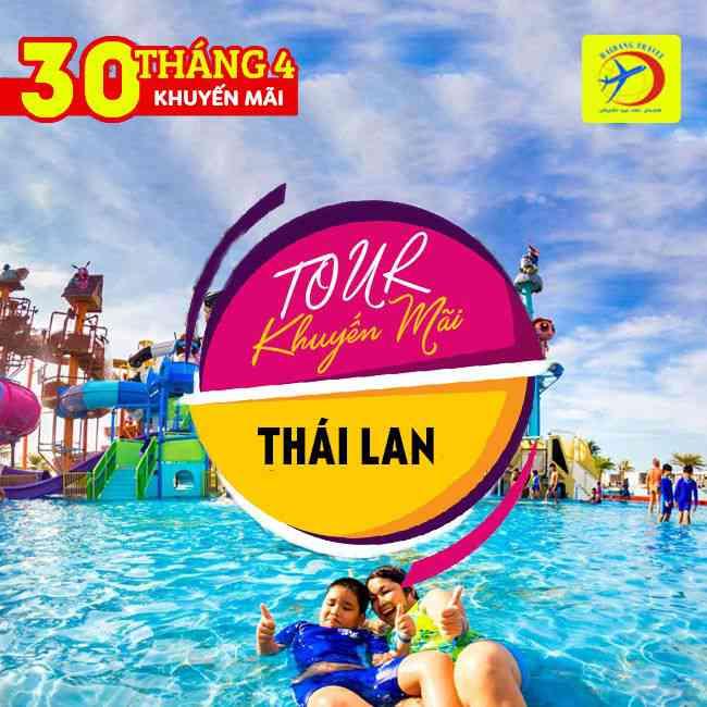 Tour Thái Lan, BangKok, Pattaya, Công viên Tiger Zoo, Đảo San Hô, 30/4 JET STAR 5N4Đ