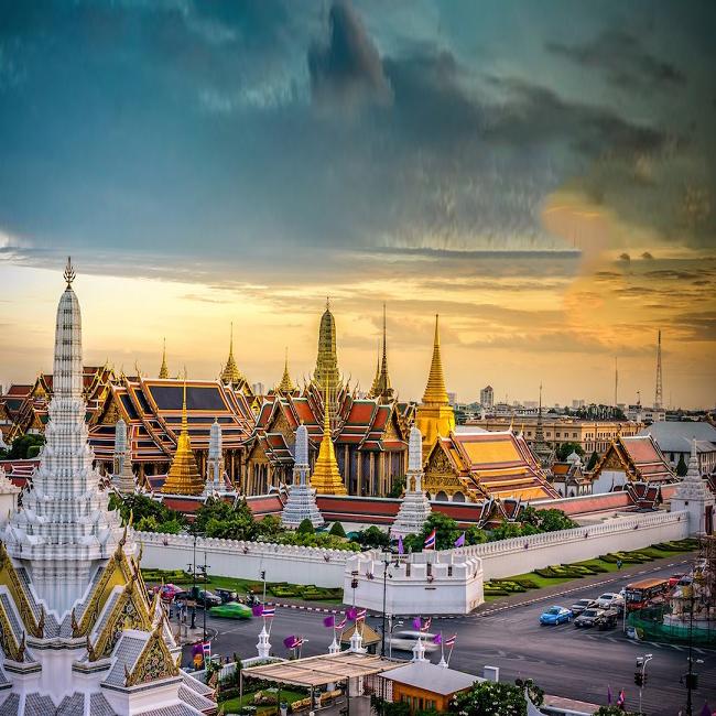 Tour Thái Lan, Bangkok, Pattaya 4N3Đ