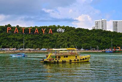 Tour Thái Lan Dạo Thuyền Trên Sông Chaophraya, Chợ Nổi 4 Miền, Đảo Kohlan, AIR ASIA FD 651