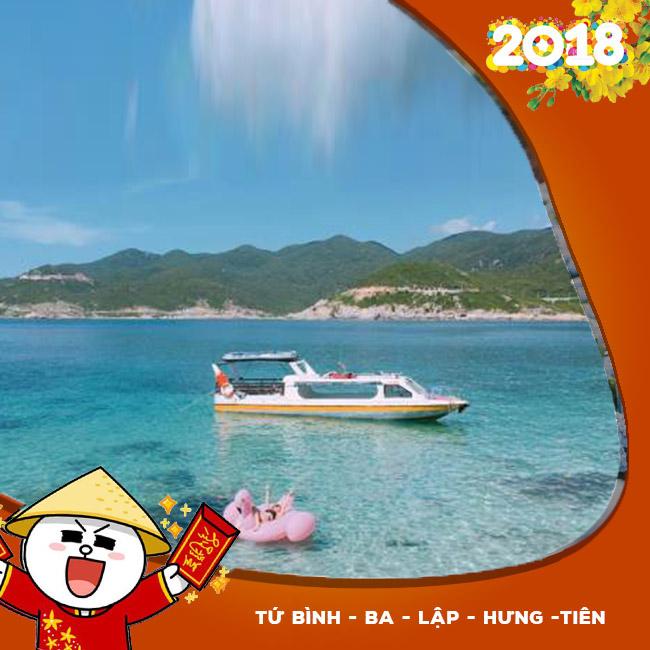 Tour Tứ Bình Mới Lạ, Tết Âm Lịch 2018 3N3Đ