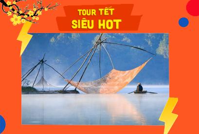 Tour Đà Lạt Tết Âm Lịch,Du Thuyền Trên Hồ Tuyền Lâm, Wonder Resort