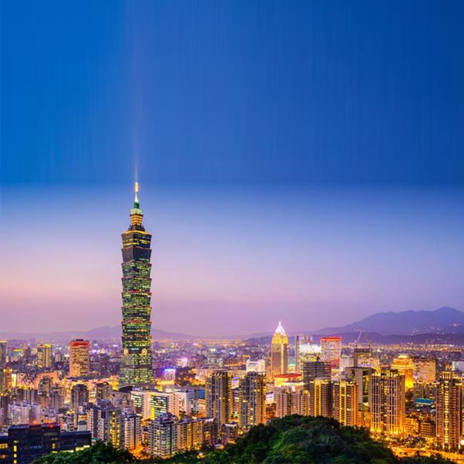 Tour Đà Loan 2018, Cao Hùng, Nam Đầu, Đài Trung, Đài Bắc 5N4Đ