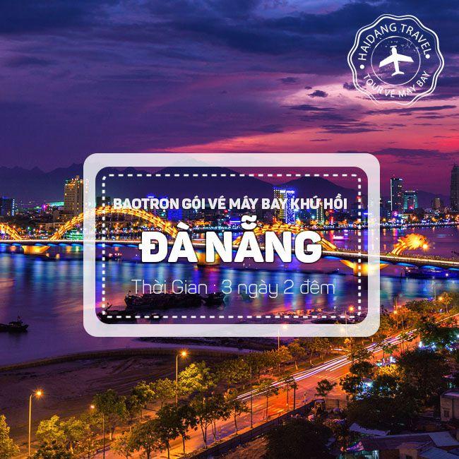 Tour Đà Nẵng, Khám Phá Bà Nà Hill, Thưởng Ngoạn Cù Lao Chàm 3N2Đ