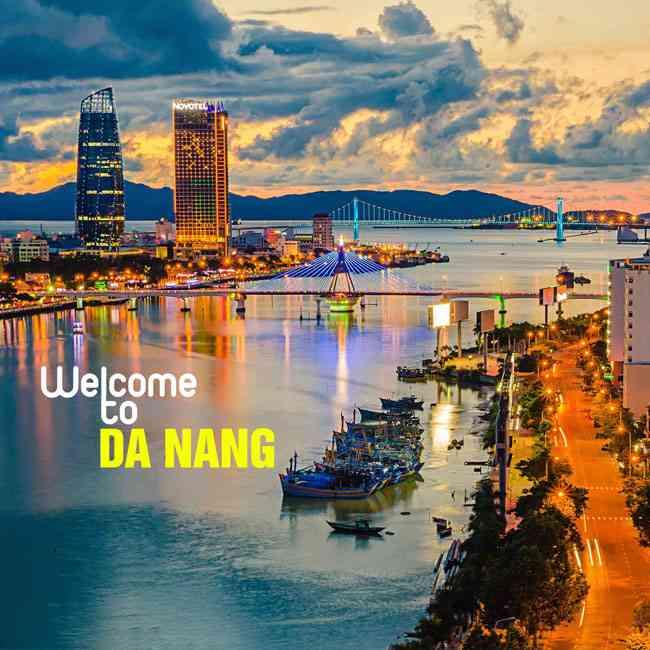 Tour Đà Nẵng, Sơn Trà, Bà Nà Hill, Fatasy, Phố Cổ Hội An 3N4Đ