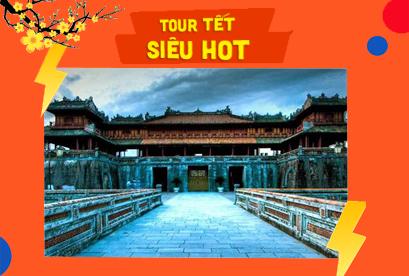 Tour Đà Nẵng Tết Âm Lịch, Khám Phá Hội An, Huế, Phong Nha 4N3D
