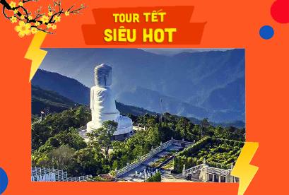 Tour Đà Nẵng Tết Âm Lịch, Khám phá Hội An, Trãi Nghiệm Huế Mộng Mơ 4N3D