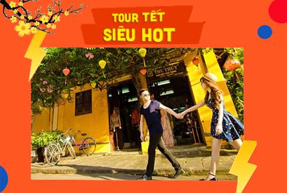 Tour Đà Nẵng Tết Âm Lịch, Ngũ Hành Sơn, Hội An, Bà Nà, Sơn Trà, Huế 3N2D