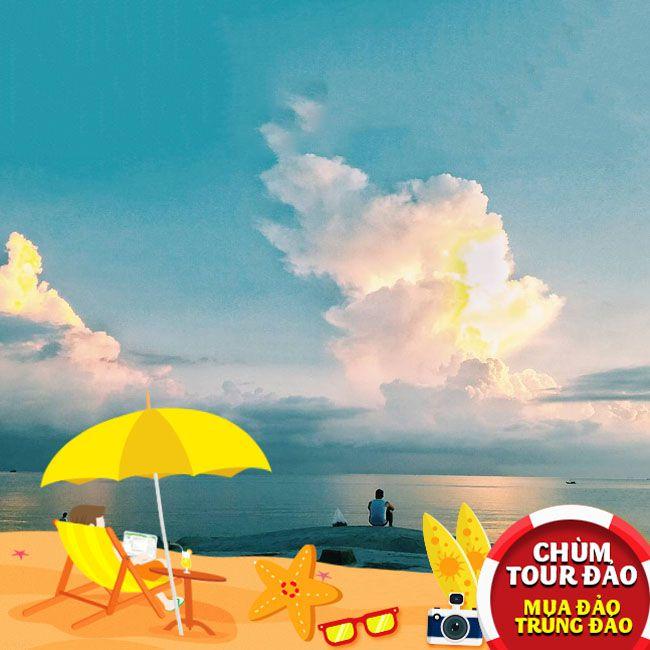 Tour Đảo Hòn Sơn Khám Phá Đỉnh Ma Thiên Lãnh 2N2Đ