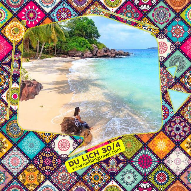 Tour Đảo Phú Quốc 30/4 Khám Phá Hòn Móng Tay, Phương Tiện Xe Giường Nằm 3N3Đ