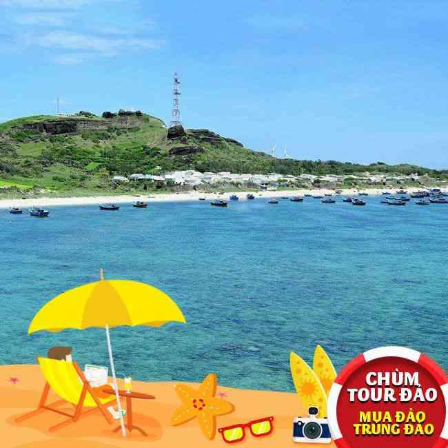 Tour Đảo Phú Quý, Khám Phá Gành Hang, Chinh Phục Đảo Phú Quý Huyền Thoại 3N2Đ