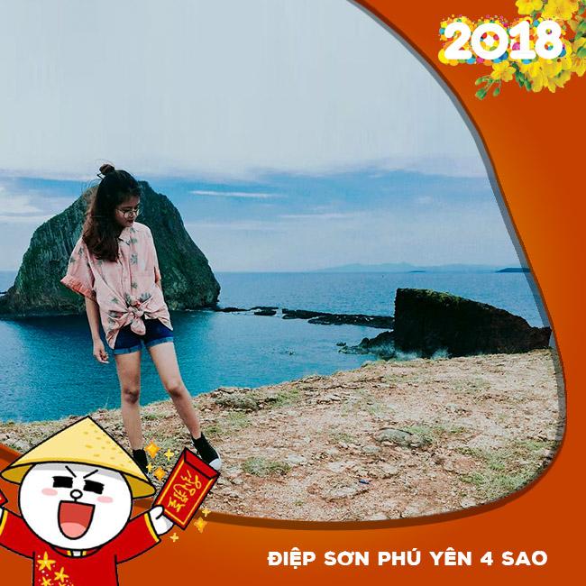 Tour Điệp Sơn Phú Yên, Têt Âm Lịch 2018 3N3Đ