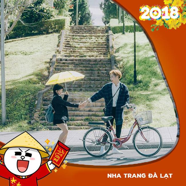 Tour du lịch Nha Trang - Đà Lạt Tết Âm Lịch 2018 4N4Đ
