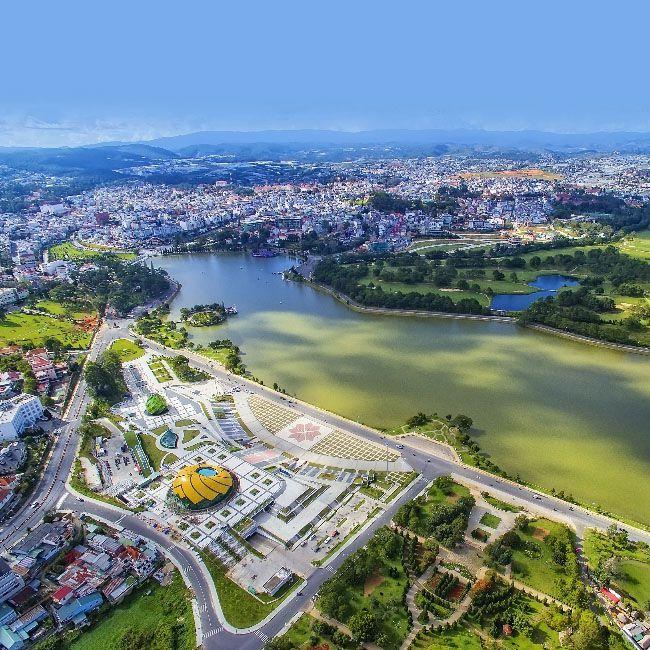 Tour du lịch Ninh Chữ, Đà Lạt 4N4Đ