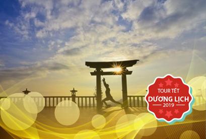 Tour du lịch Đà Lạt Tết Dương Lịch con đường tơ lụa, Bàn Tay Phật, Thác Pongour 3N3D