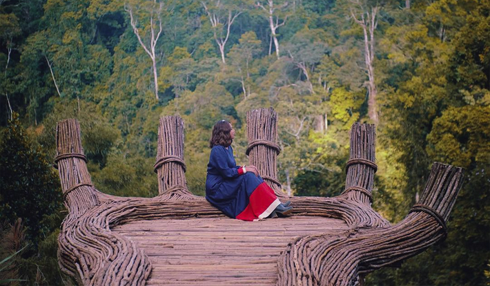 Tour du lịch Đà Lạt con đường tơ lụa, Bàn Tay Phật, Ngôi Làng của người lùn 3N3D