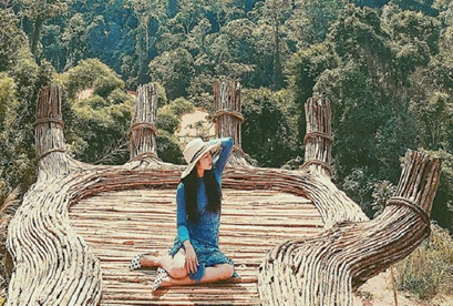 Tour du lịch Đà Lạt con đường tơ lụa, Bàn Tay Phật, Thác Pongour, Thác Pongour 3N3D