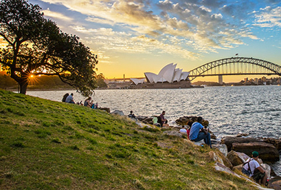 Tour Úc 2018 khám phá Sydney Thành Phố Chuột Túi Xinh Đẹp