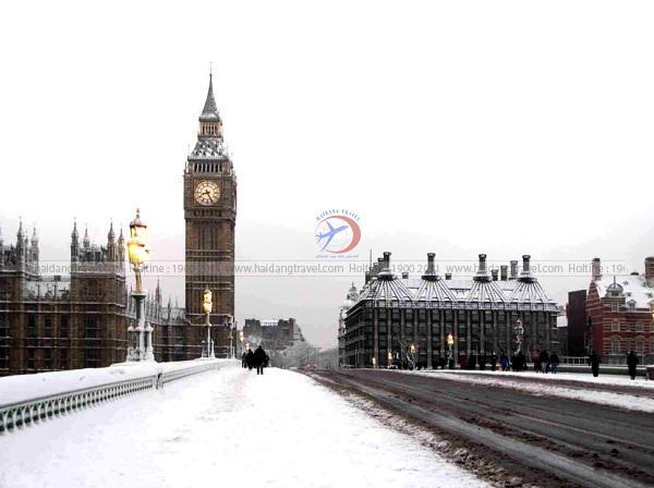 Trải nghiệm du lịch nước Anh cùng Haidang Travel