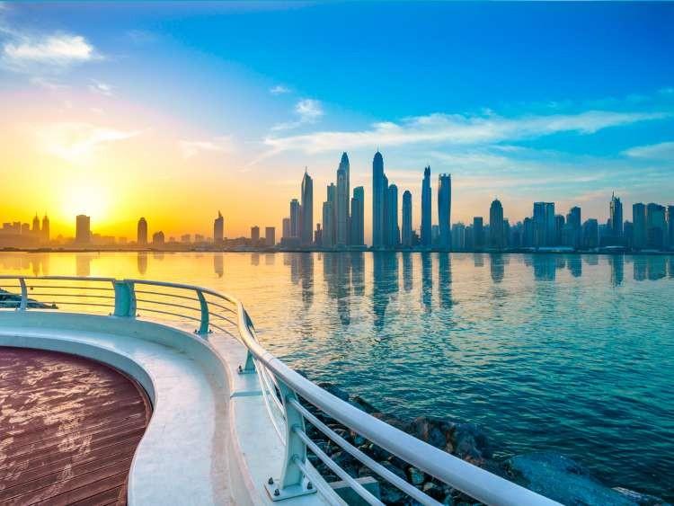 DUBAI - PALM JUMEIRAH - SA MẠC SAFARI