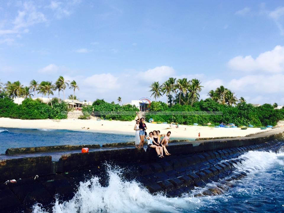 Đảo Bé Thiên Đường Giữa Đại Dương
