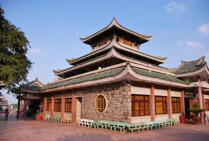 Tour Châu Đốc- Trà Sư- Hà Tiên Miếu Bà Chúa Xứ