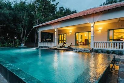 Tour Combo Vé Tàu Cao Tốc và Resort Côn Đảo Resort 3 Sao