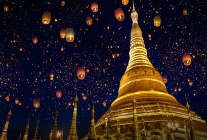 Tour Myanmar Yangon – Bago – Chùa Hòn Đá Vàng- Bay Vietnam airlines