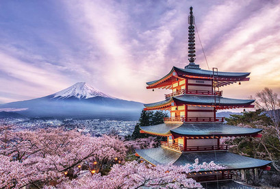 Tour Nhật Bản 2018 Haneda, Ibaraki, Yamanashi, Tokyo