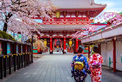 Tour Nhật Bản 2019 Nara - Osaka - Chubu