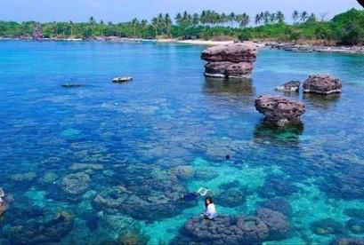 Tour Phú Quốc  Khám Phá 4 Hòn Gầm Ghì , Mây Rút Ngoài, Mây Rút Trong, Móng Tay, Sunset Sanato