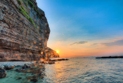 Tou Đảo Lý Sơn Quảng Ngãi, đi tàu lửa 5 sao