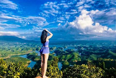 Tour Tà Đùng Bảo Lộc - Dambri - Linh Quy - Đồi Chè Lửa Trại Núi Rừng – Bbq Thịt Nướng