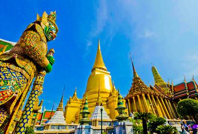 Tour Thái Lan 4N3D, Khám Phá Bangkok Pattaya , tiger zoo, FD 651