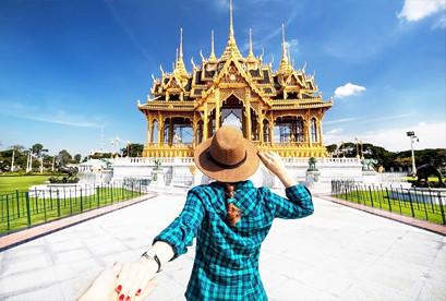 Tour Thái Lan 5n4d , - Nanta show- Chợ nổi BL 12h/13:10