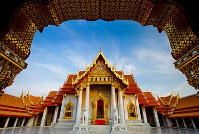 Tour Thái Lan Bangkok Pattaya, Dạo Thuyền Trên Dòng Sông Chaophaya VJ803