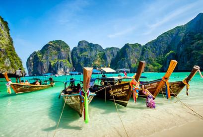 Tour Thái Lan Phuket Đảo Phi Phi, Siom Show, Patong Walking Street, VJ 809