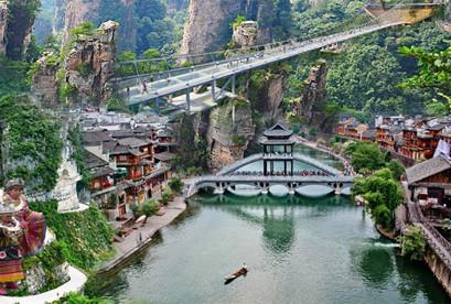 Tour Trung Quốc 2019 Phượng Hoàng Cổ Trấn – Trương Gia Giới 5N4Đ