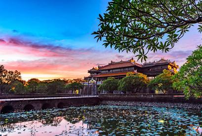 Tour Đà Nẵng khám phá Cố Đô Huế, Lăng Cô, Lập An, Hội An, Bà Nà Hill, Fantasy Park