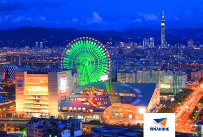 Tour Đài Loan 2019 Đài Bắc – Cao Hùng – Đài Trung (Eva Air)