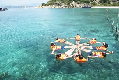 Tour Đảo Bình Ba, Tặng 1 Khách 1 Vé Tắm Khoáng Cao Cấp Và Xông Hơi