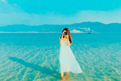 Tour Đảo Điệp Sơn Nha Trang Lễ 2/9, con đường dưới biển, khu du lịch Hòn Chồng