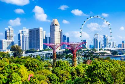 Tour liên tuyến Singapore Malaysia, trãi nghiệm Garden By The Bay, Kualalumpur