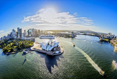 Tour Úc  khám phá Sydney Thành Phố Chuột Túi Xinh Đẹp