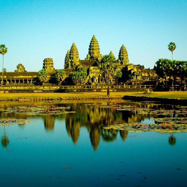 tour cambodia Siêm Riệp, Angkor Wat, Phnong Penh 3n3đ