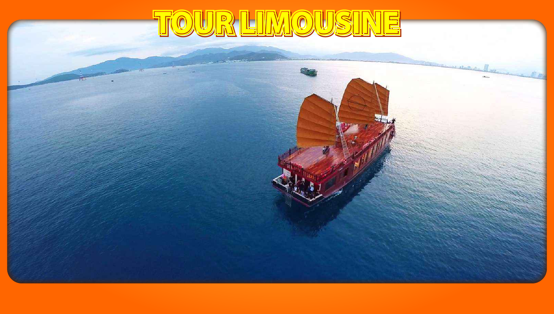 [LIMOUSINE] TOUR NHA TRANG - DU THUYỀN ĐẾ VƯƠNG 3N3D