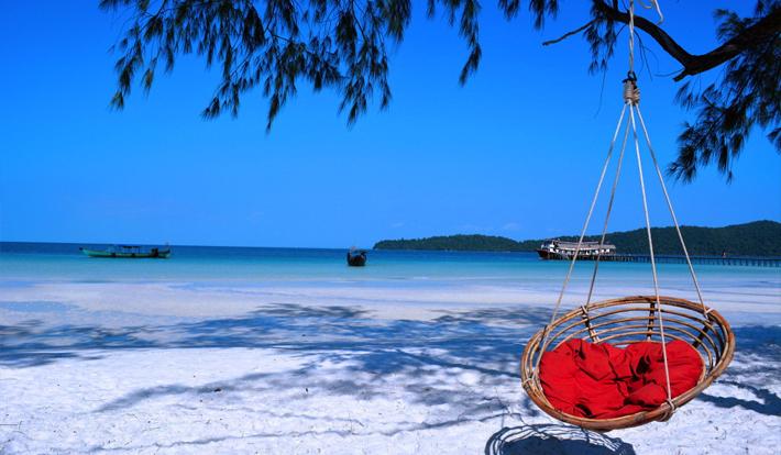 Tour Campuchia Biển Sihanoukville, Kohrong Saloem, Kampot, Biển Kep, Thủ Đô Phnompenh