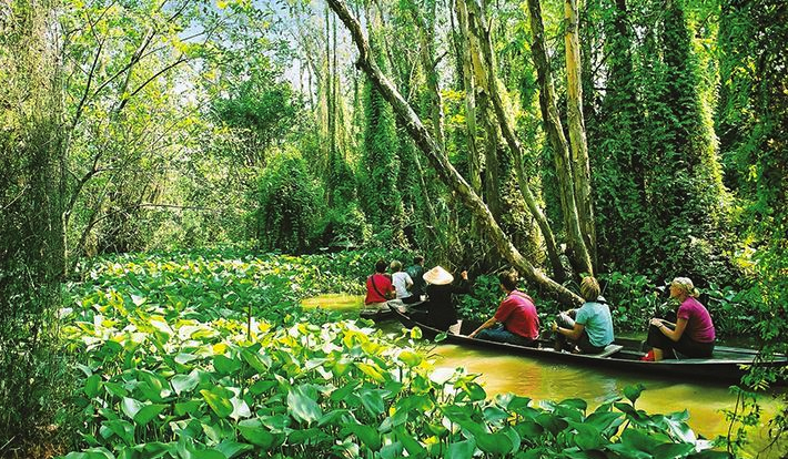 Tour Hành Hương Phương Nam Châu Đốc, Đồng Tháp 2N1Đ 3 Sao