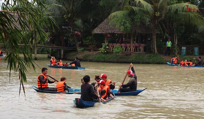 Tour KDL Lan Vương