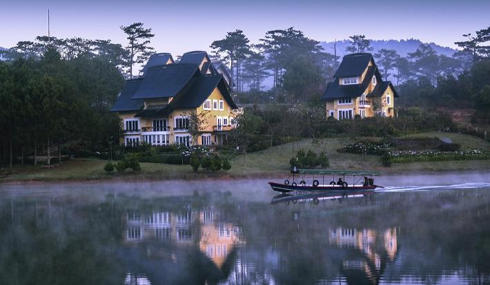 Tour Đà Lạt, Du Thuyền Trên Hồ Tuyền Lâm, Wonder Resort, Nông Trại Vạn Thành